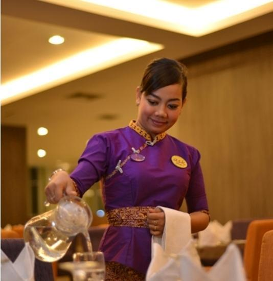 Hotel Grand Inna Muara Padang - Coffee Shop Service