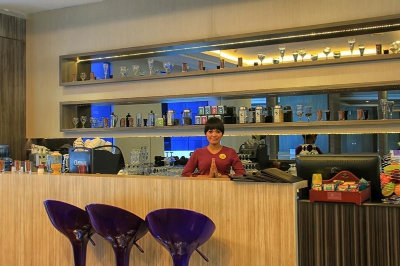 Hotel Grand Inna Muara Padang - Lounge Service
