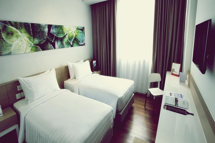 Swiss Belinn Airport Jakarta - Superior Twin Room Only Pay Now and Save