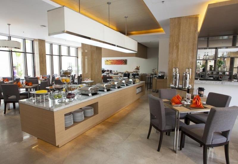 Swiss Belinn Airport Jakarta - Restoran