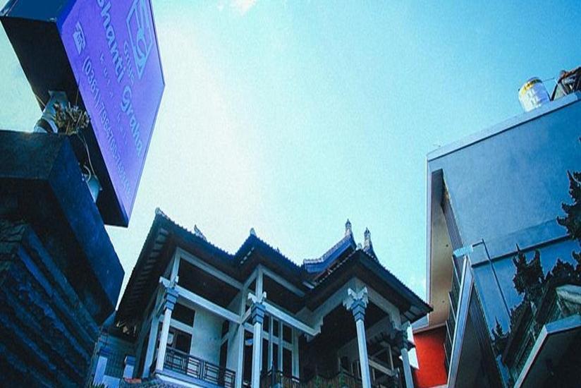 Griya Shanti Graha Bali - Tampilan Luar Hotel