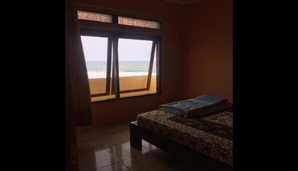 Villa Mila Tepi Pantai 2 Sukabumi - 2 Bedroom Villa Regular Plan
