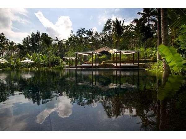 Kayumanis Ubud - Kolam renang utama