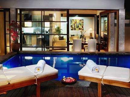 Bugan Villas Bali - 2 Bedroom Pool Villa
