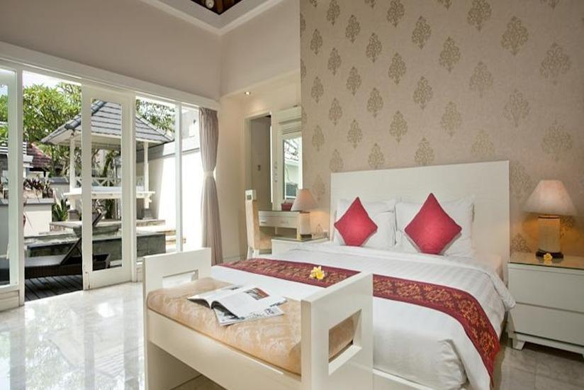 Bugan Villas Bali - Kamar tamu