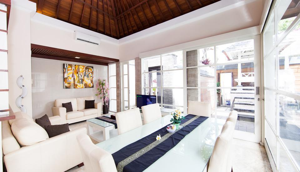 Bugan Villas Bali - living room