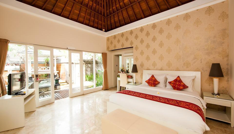 Bugan Villas Bali - 2 Bedroom Pool Villa LUXURY - Pegipegi Promotion