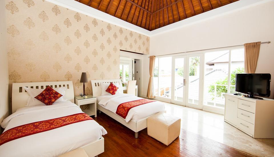 Bugan Villas Bali - 3 bedroom pool villa