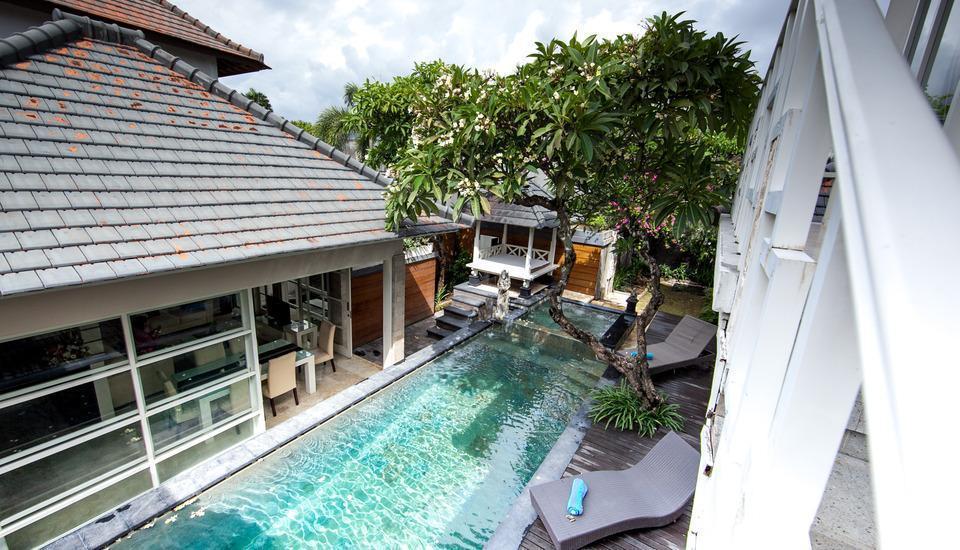 Bugan Villas Bali - private pool villa