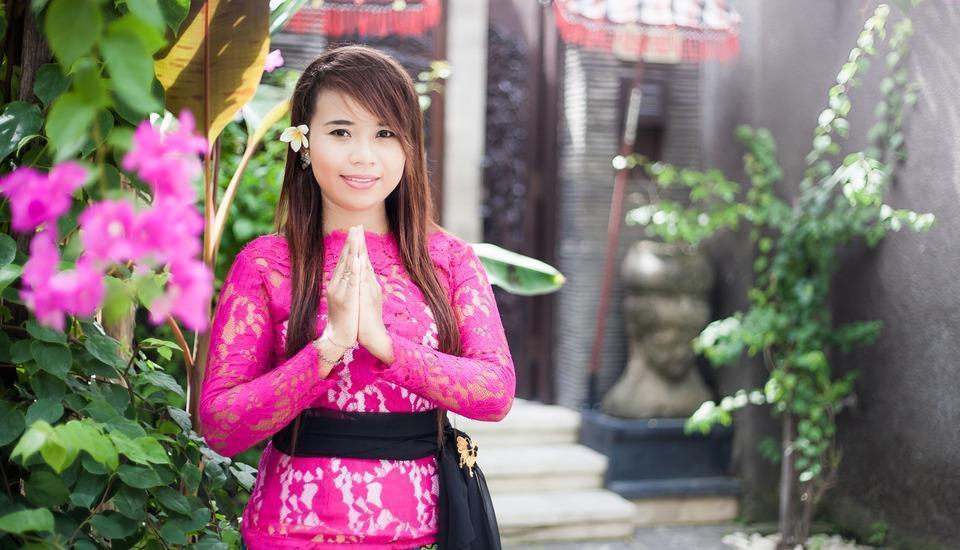 Bugan Villas Bali - villa host