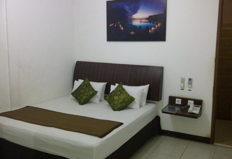 NIDA Rooms Masjid Islamic Samarinda Danau Semayang - Kamar tidur