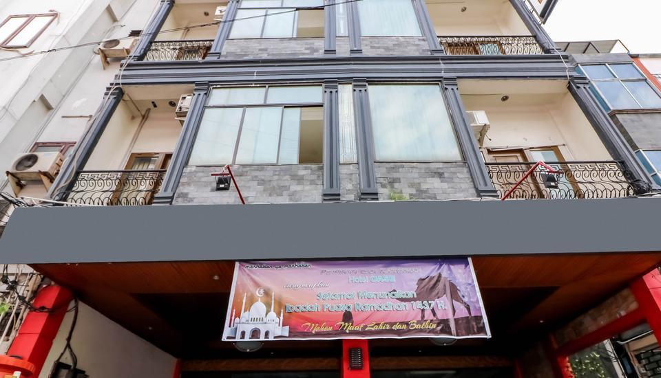 NIDA Rooms Sudirman 255 Pekanbaru Pekanbaru - Eksterior