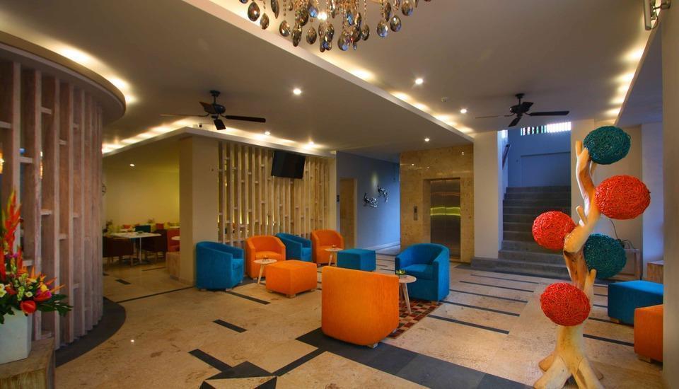 Destiny Boutique Hotel Bali - Lobi