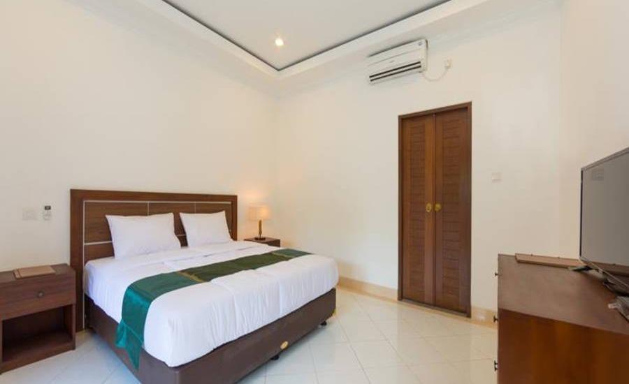 Mano Villa Seminyak - Kamar tamu