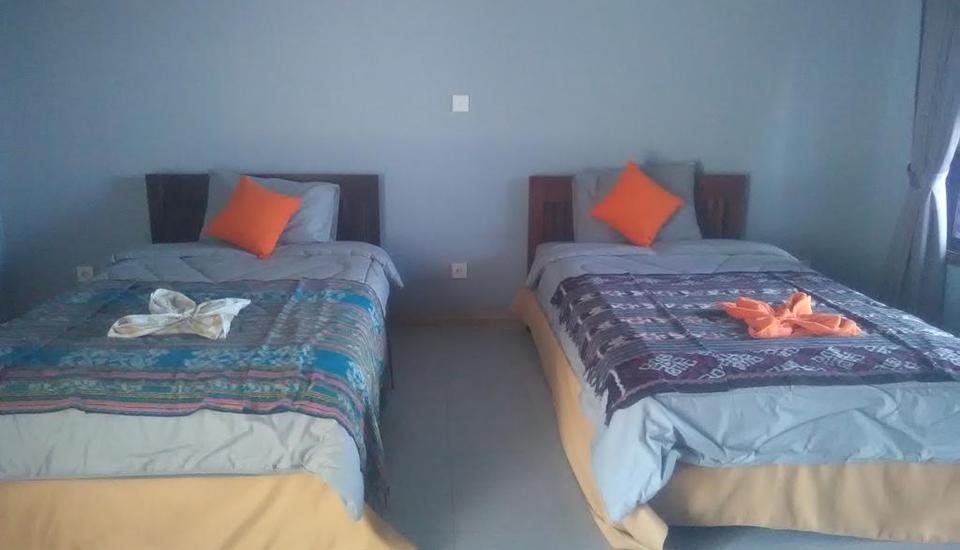 Ridho Malik Hotel Lombok - Standard Twin