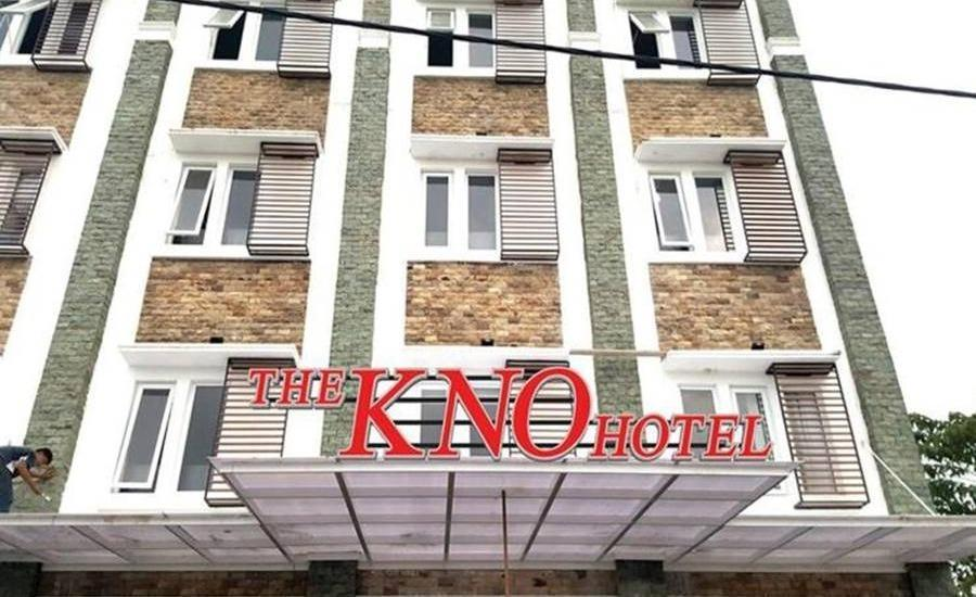 The KNO Hotel Kualanamu - Tampilan Luar Hotel