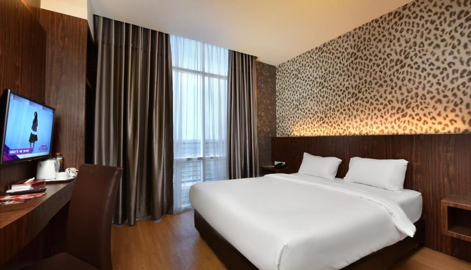 The Kno Hotel Medan - Kamar