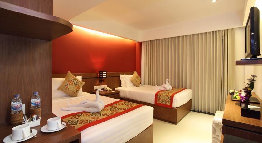 ZenRooms Seminyak Pangkung Sari - Tempat Tidur Twin Double
