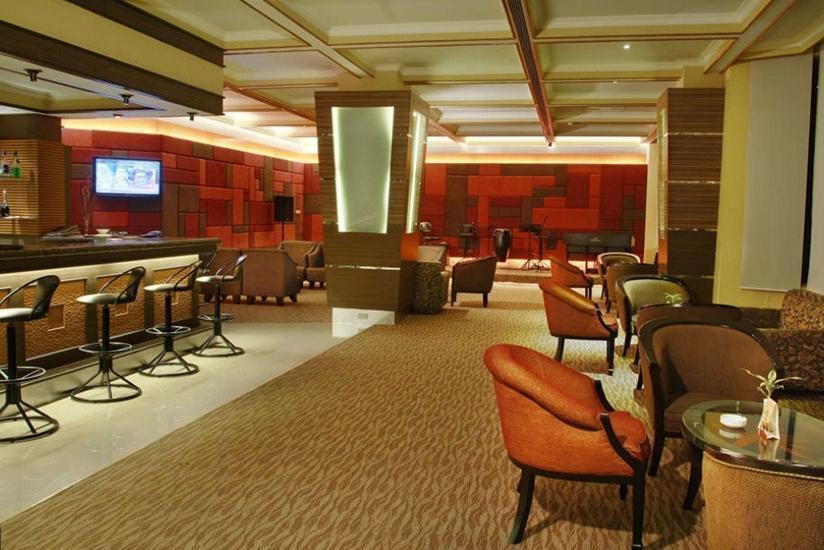 Hotel Pangeran Pekanbaru - Restoran dan Bar