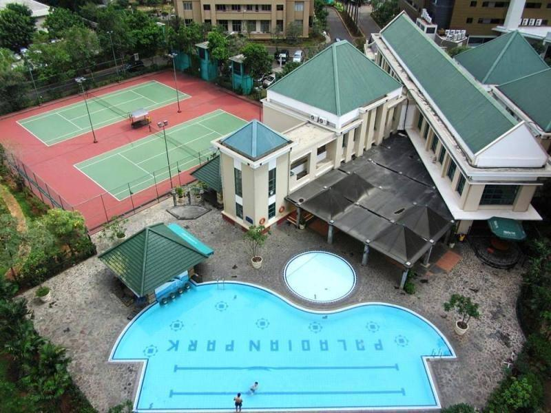 Jakarta Private Apartment at Paladian Park Jakarta - View