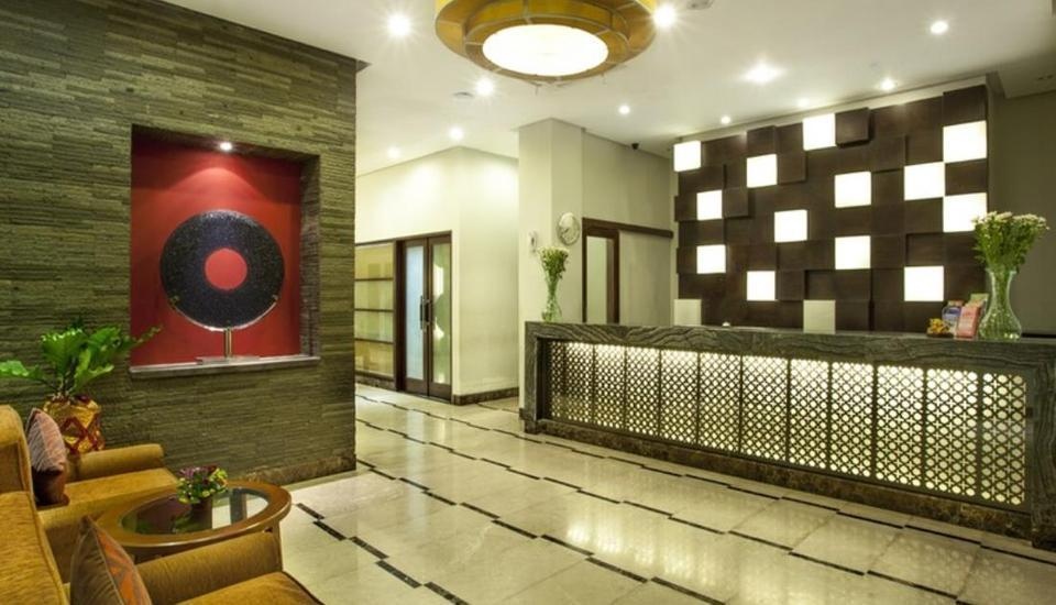 Grand Jimbaran Boutique Hotel & Spa Bali - Resepsionis
