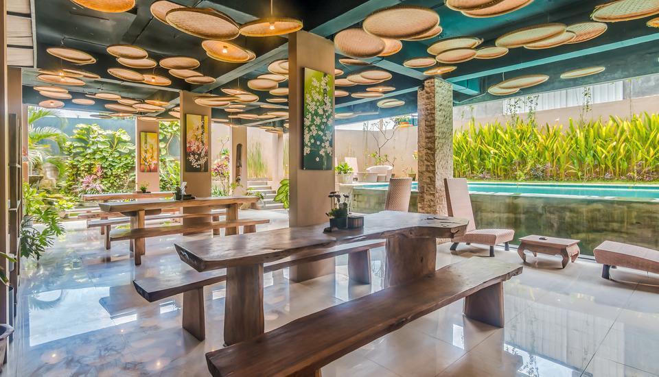ZenRooms Denpasar Mahendradata - Restoran