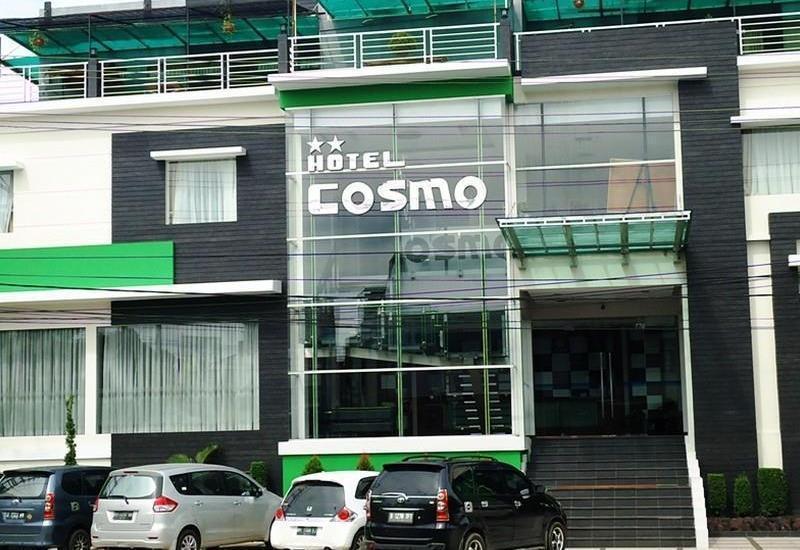 Hotel Cosmo Jambi - Eksterior