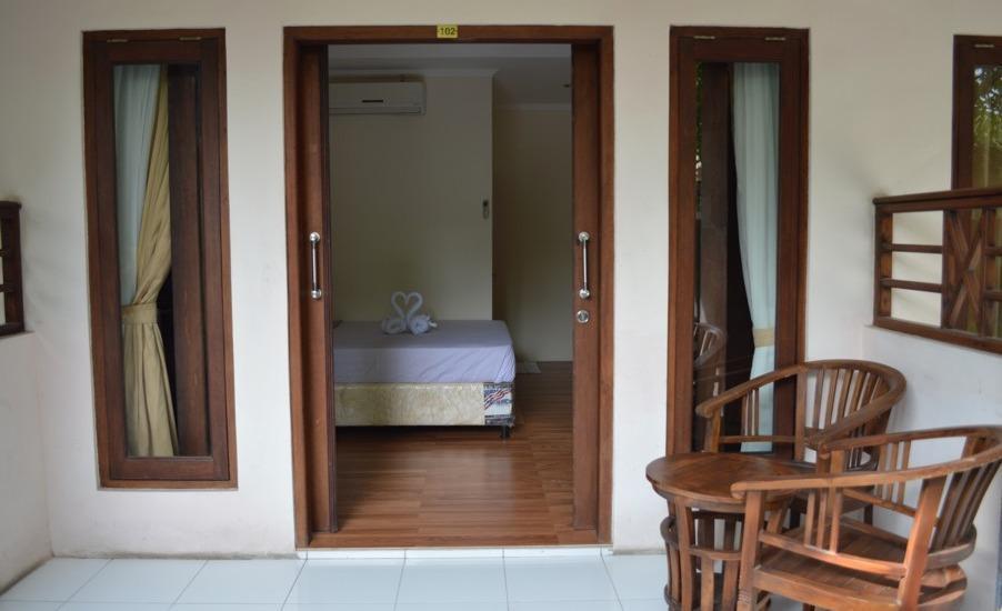 Sapta Petala Hotel Bali - Teras