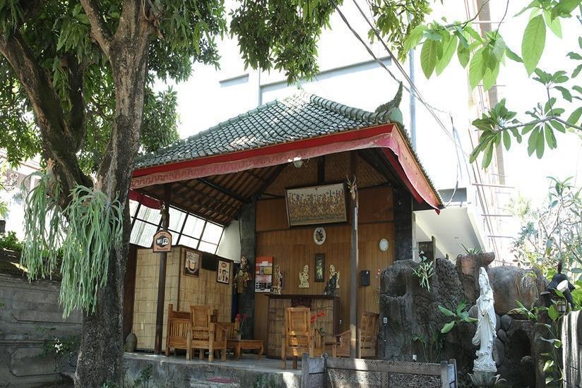 Sapta Petala Hotel Bali - Eksterior