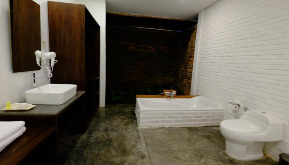 Shankara Borobudur Magelang - Kamar mandi