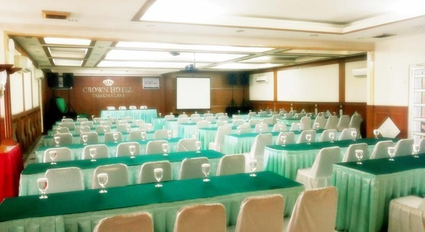 Hotel Crown Tasikmalaya - Ruang Rapat