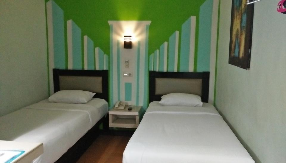 Hotel K77 Dumai - Standard Room Regular Plan