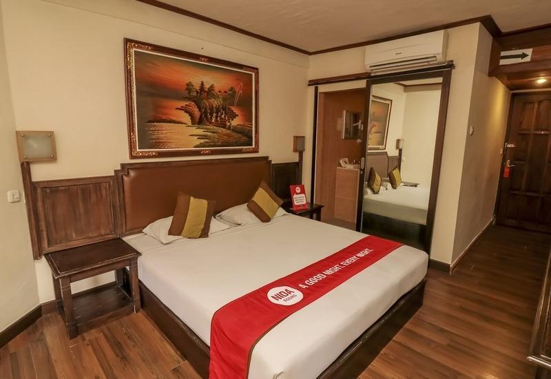 NIDA Rooms Bali Bakungsari Kemboja Bali - Kamar tamu