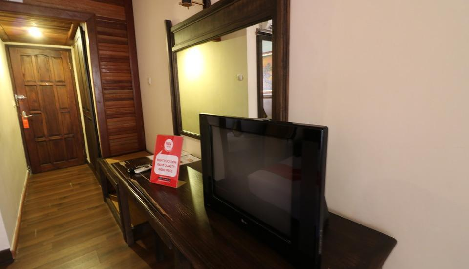 NIDA Rooms Bali Bakungsari Kemboja Bali - Flat Screen TV