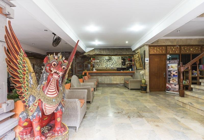 RedDoorz @Sanur Bali - Lobi