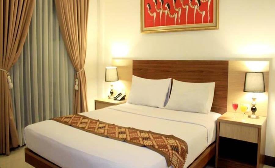 Hotel Riau Bandung - Standar Room Only (DOUBLE BED) .