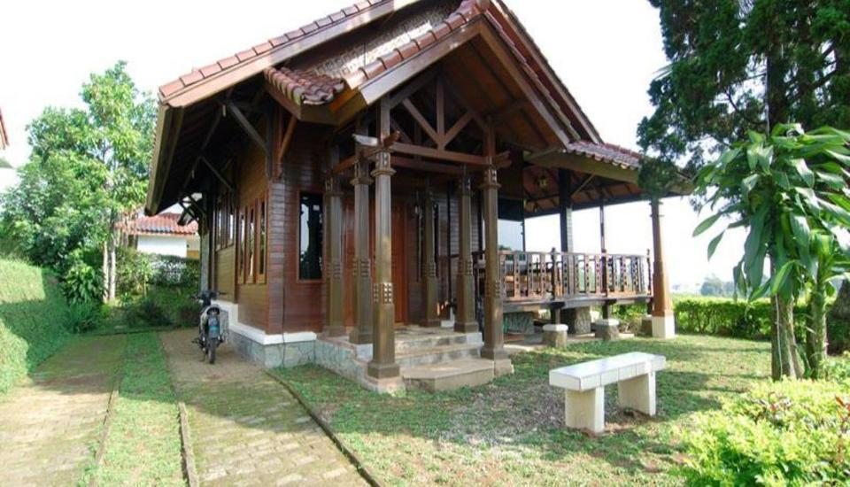 Villa Chava Minerva Kayu Ciater - Eksterior