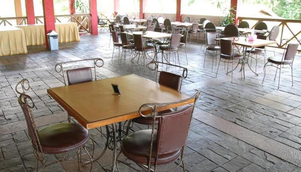 Villa Chava Minerva Kayu Ciater - Interior