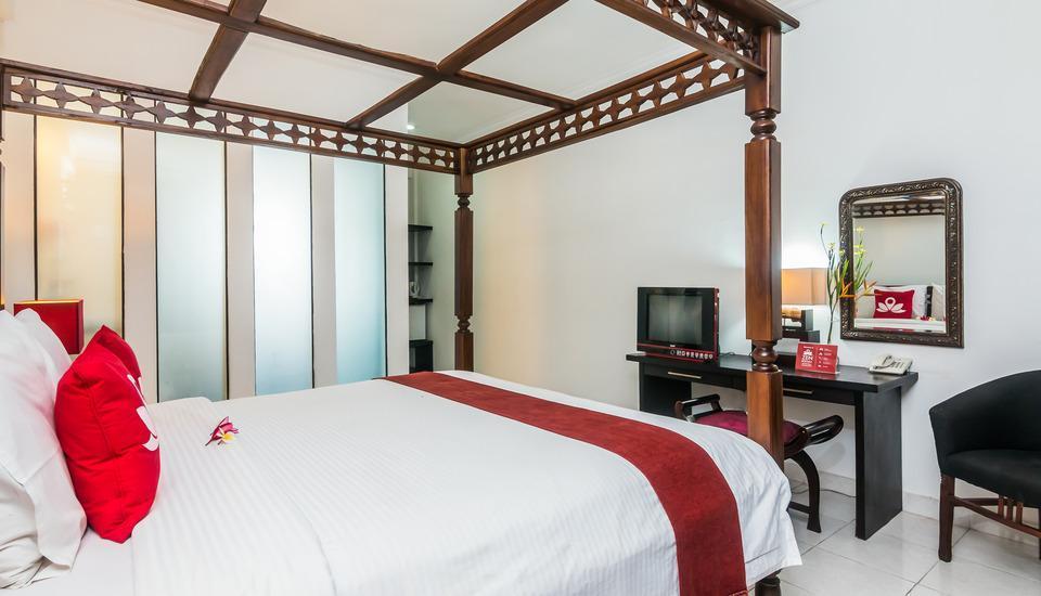 ZenRooms Denpasar Tohpati - Tempat Tidur Double