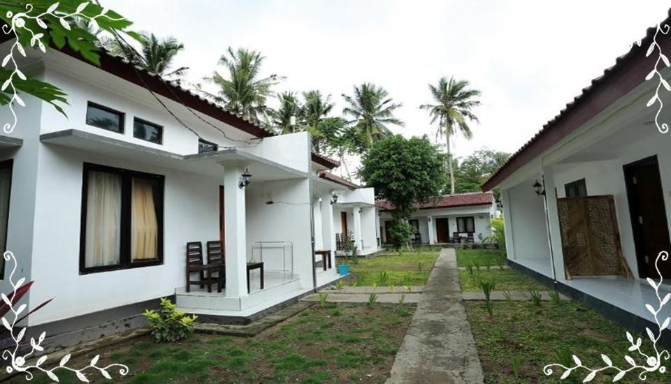 Fass Inn Lombok - Facade
