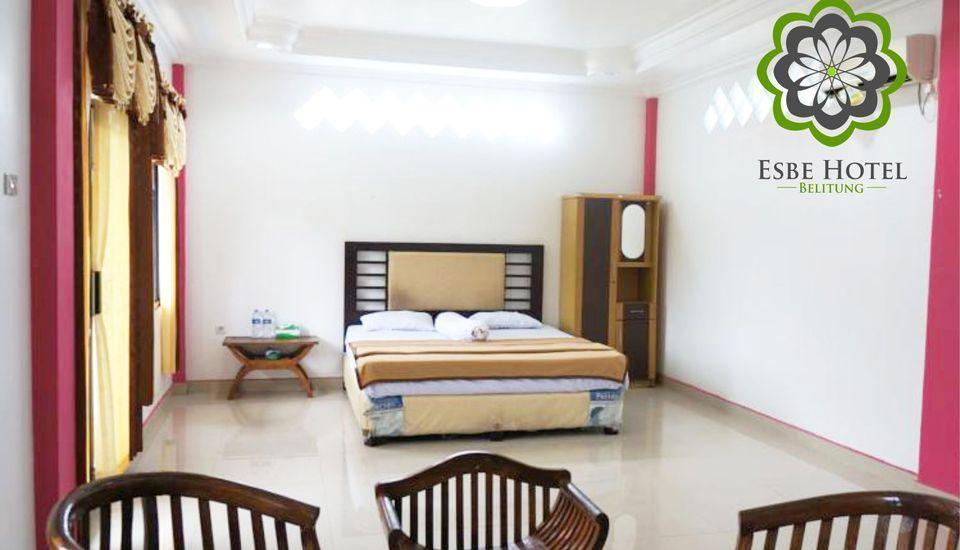 eSBe Hotel Belitung - Guest Room