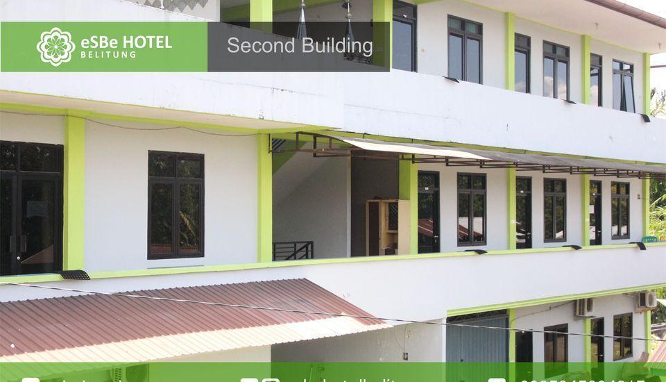 eSBe Hotel Belitung - Exterior