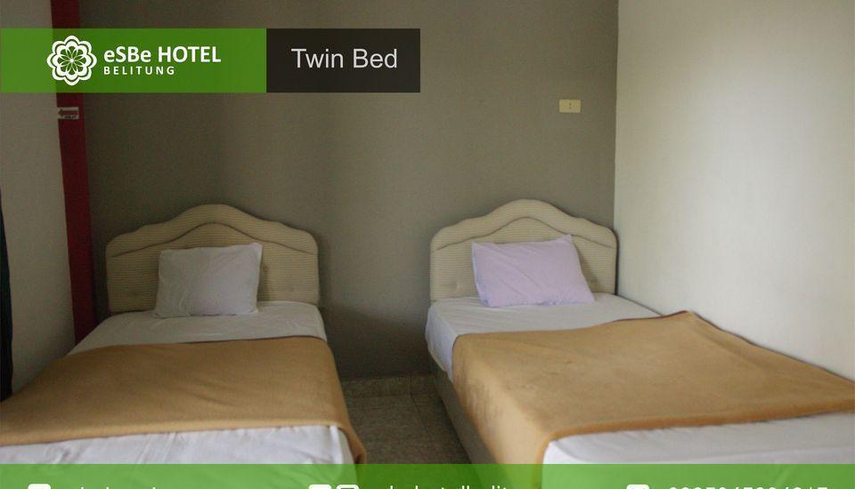 eSBe Hotel Belitung - Standard Room Regular Plan