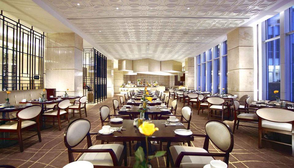 The Grove Suites Jakarta - Restoran