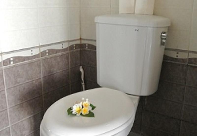 Villa Coral Amed - toilet