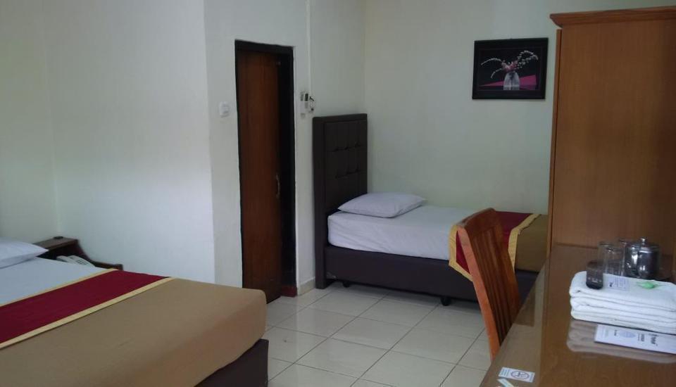 Hotel Priangan Cirebon Cirebon - Family Room Regular Plan