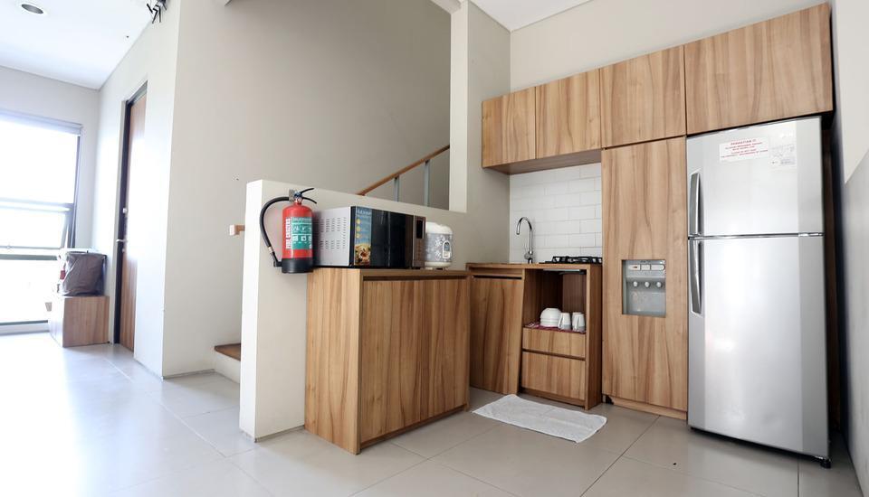 M Pavilion Serpong - Dapur