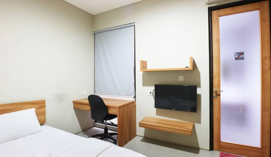 M Pavilion Serpong - Single Room Last Minute Deal Promo 30%