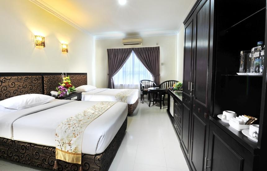 Gaja Hotel Pekanbaru - Deluxe Room with Breakfast Regular Plan