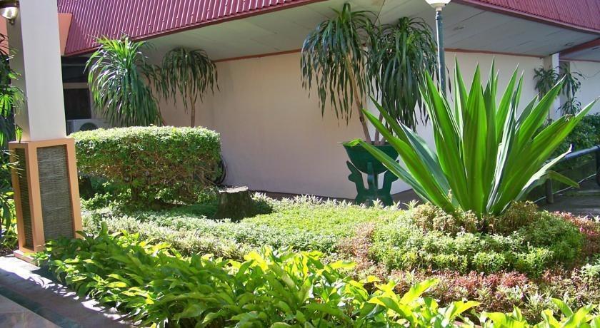 Hotel Sahid Kawanua Manado - pemandangan